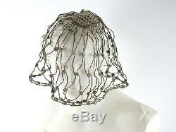 Antique Vintage Victorian Art Deco Nouveau Jewelry Lot Gold Silver Tone Estate B