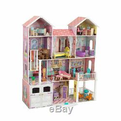 KidKraft Country Estate Dollhouse with 31 Accessories