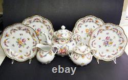 Schumann Bavaria Original Rare Estate Antique Tea Set