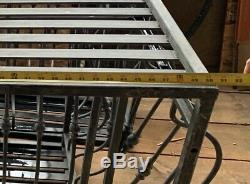The Best Hand Made Wrought Iron Victorian Style Estate Balcony Railings
