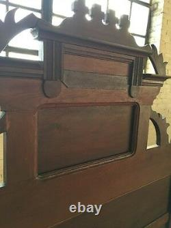 Victorian-1800's Aesthetic-3/4 Size Bed-Stickle Estate-Chestnut St Bowling Green