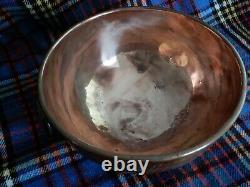 Victorian Antique Benham & Froud Mixing bowl, unusual large size, estate find
