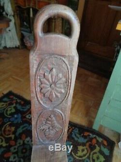 Wooden Antique Childs Chair Estate Find